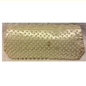 Saks Fifth Avenue Bags - Saks Fifth Avenue Vintage Beaded Clutch